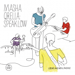 Masha Qrella - Speak Low